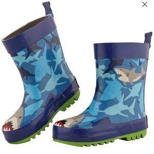 EUC rain boots